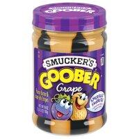 SMUCKERS - Goober - Grape - Glas - 510g