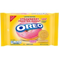 Oreo - Strawberry Frosted Donut 345g