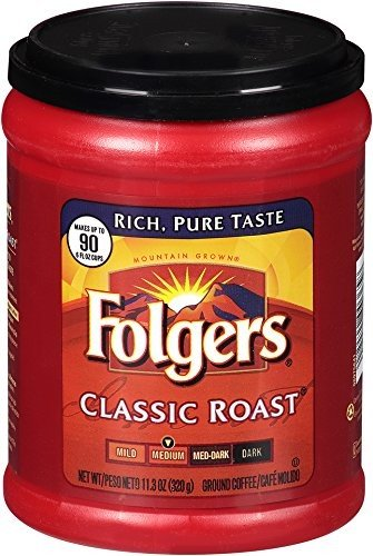 Folgers Classic Roast Medium 320g