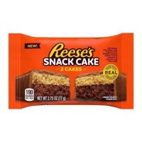 Reeses Snack Cake 2 Cakes 77g
