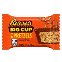 Reeses Big Cup with Pretzels 36g