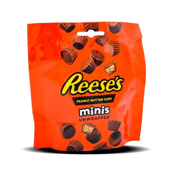 Reeses Peanut Butter Cups Minis - 90g