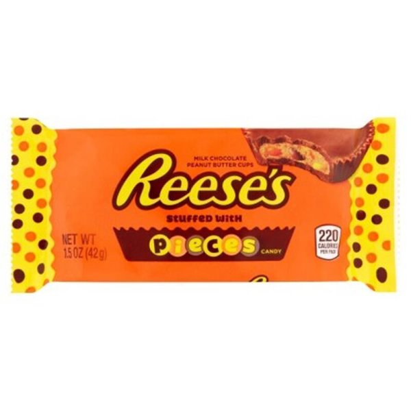 Reese´s Pieces Peanut Butter Cup - 42g