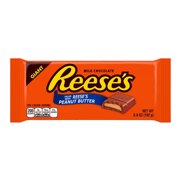 Reese´s Peanut Butter Giant Bar 192g