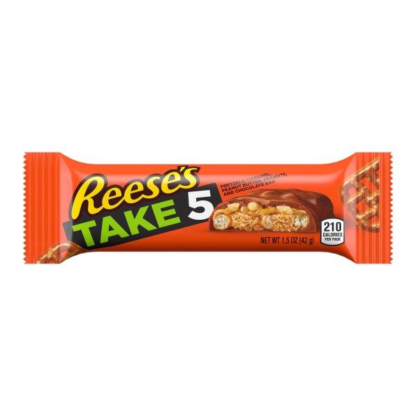 Reeses Take 5 Riegel 42g