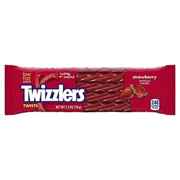 Twizzlers Strawberry Twists 70g