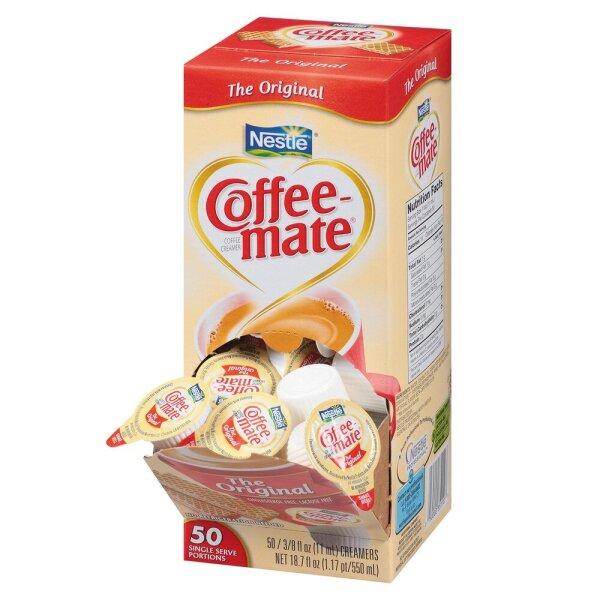 Nestle Coffee Mate - The Original - 50 x 11 ml