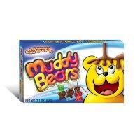 Muddy Bears Milk Chocolate Covered Gummi Bears 88g