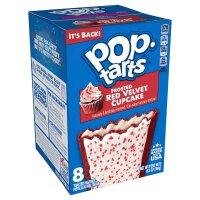 Kelloggs Pop-Tarts Frosted Red Velvet Cupcake - 8...