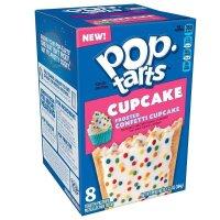 Kelloggs Pop-Tarts Frosted Confetti Cupcake - 8...