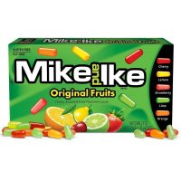 Mike and Ike Original Fruits Theatre Box 141g