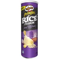 Pringles - Japanese Rice Fusion BBQ Teriyaki 160g