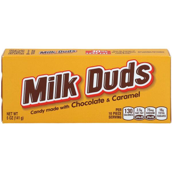 Hershey's Milk Duds Chocolate & Caramel 141g