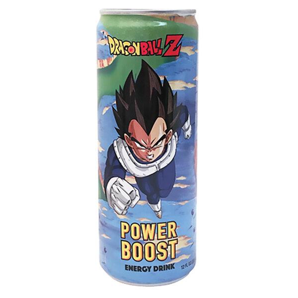 Dragonball Z - Vegeta Power Boost Energy Drink 355ml