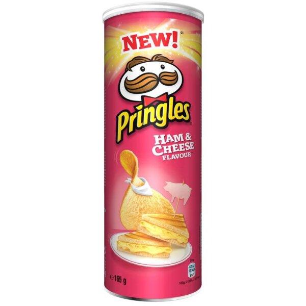 Pringles Ham & Cheese 160g
