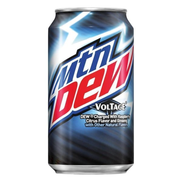 Mountain Dew - Voltage 355 ml