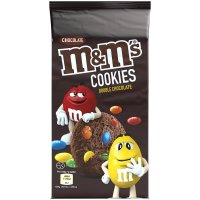 M&MS Cookies Double Chocolate 180g