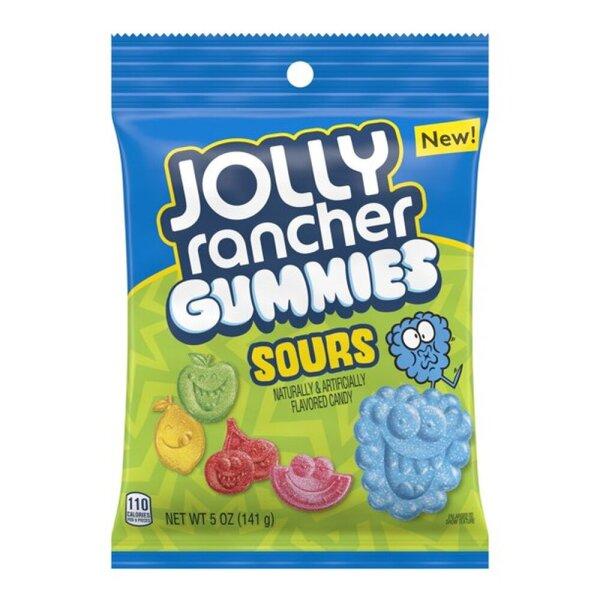 Jolly rancher Gummies Sours 141g