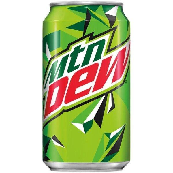 Mountain Dew - Classic 355 ml