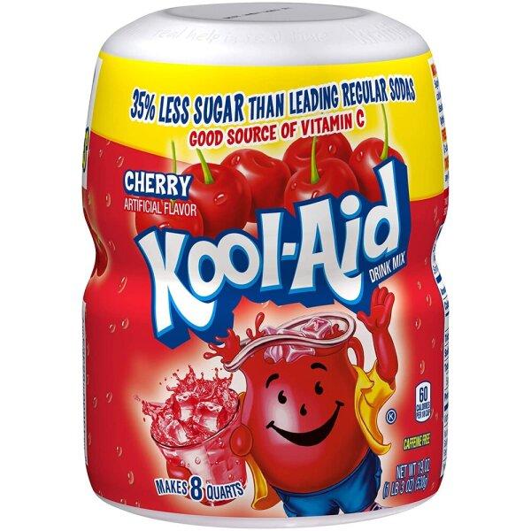 Kool Aid Drink Mix Cherry 538g