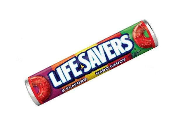 Lifesavers Hard Candy 5 Flavours 32g