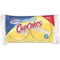 Hostess Cupcakes Iced Lemon 90g