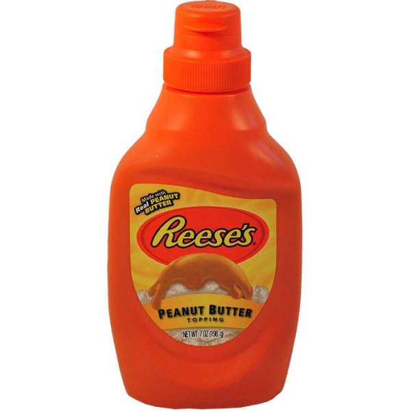 Reese´s Peanut Butter Topping 198g