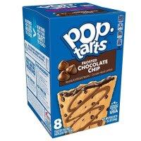 Kelloggs Pop-Tarts Frosted Chocolate Chip - 8 Stück...