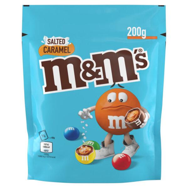 M&M´s Salted Caramel 200g