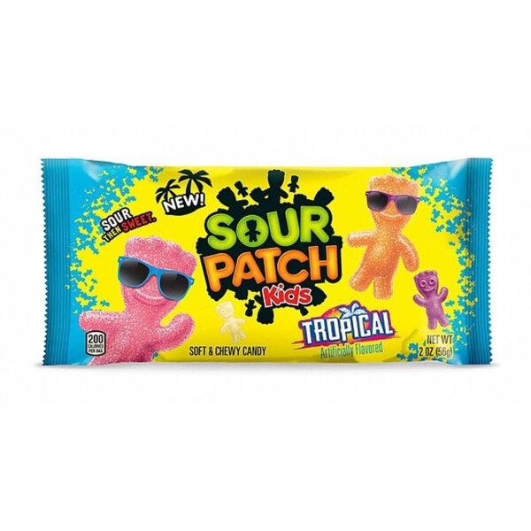Sour Patch Kids Tropical 56g