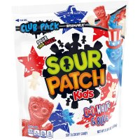 Sour Patch Kids Red - White - Blue Party Size Bag 1,58kg