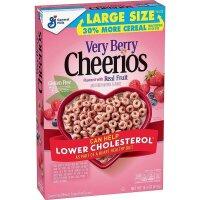 General Mills - Cheerios - Very Berry 411g