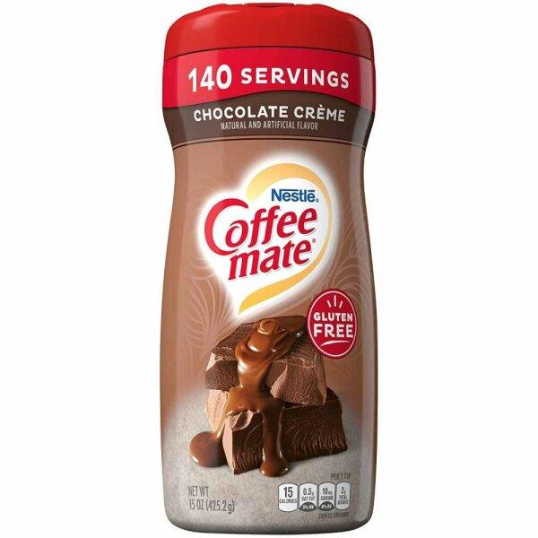 Nestle Coffee Mate Chocolate Crème 425g