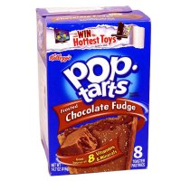 Kelloggs Pop-Tarts Frosted Chocolate Fudge 384g