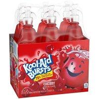 Kool Aid Bursts Cherry 6 Pack 1,2 Liter