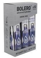 Bolero Sticks - Blueberry (12x3g) 36g