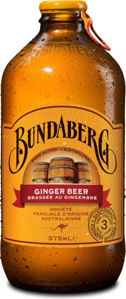 Bundaberg Ginger Beer (Alkoholfrei) 375ml