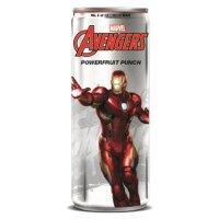 Avengers Powerfruit Punch Iron Man Soda 355ml inkl. Pfand...