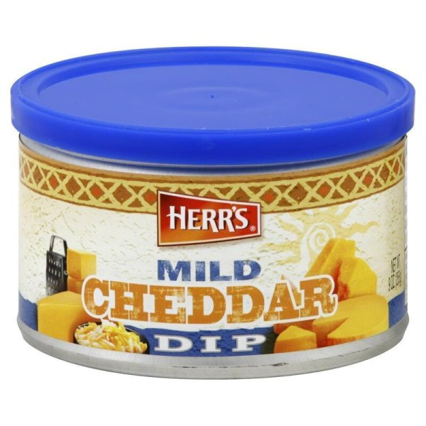 Herr´s Mild Cheddar Dip 255g