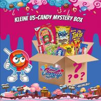 Kleine US-Candy Mystery Box