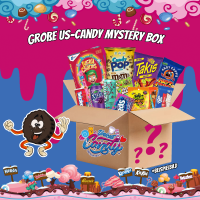Große US-Candy Mystery Box