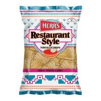 Herr´s Restaurant Style Tortilla Chips 255g