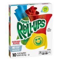 Betty Crocker - Fruit Roll-Ups Blastin Berry Hot Colors 141g
