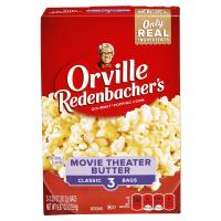 Orville Redenbacher Movie Theater Butter Popcorn 279,9g