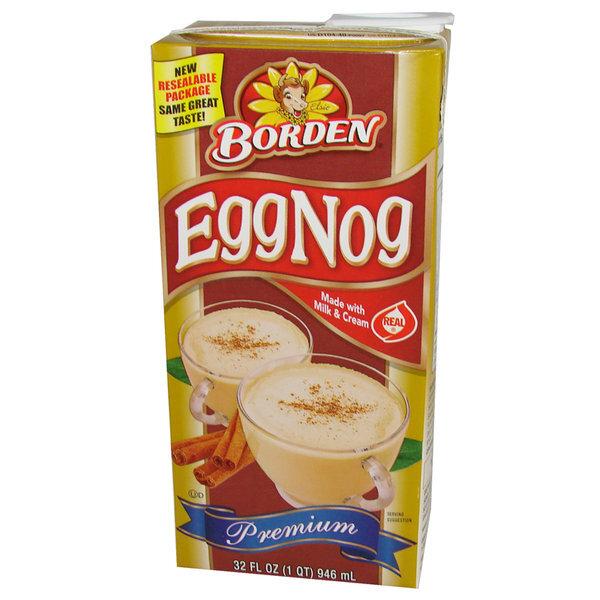 Borden EggNog Premium 946ml