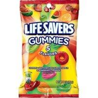 Lifesavers Gummies 5 Flavors 198g