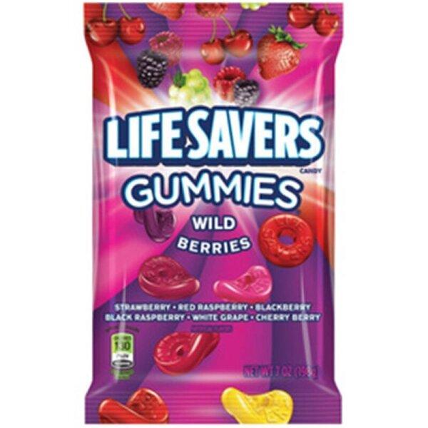 Lifesavers Gummies Wild Berries 198g