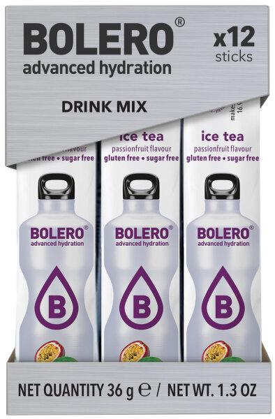 Bolero Sticks - Ice Tea Passionfruit (12x3g) 36g