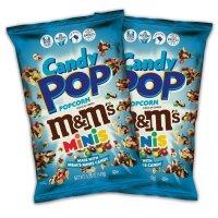 Candy Pop Popcorn M&M´s minis 28g