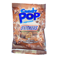 Candy Pop Popcorn Snickers 28g
